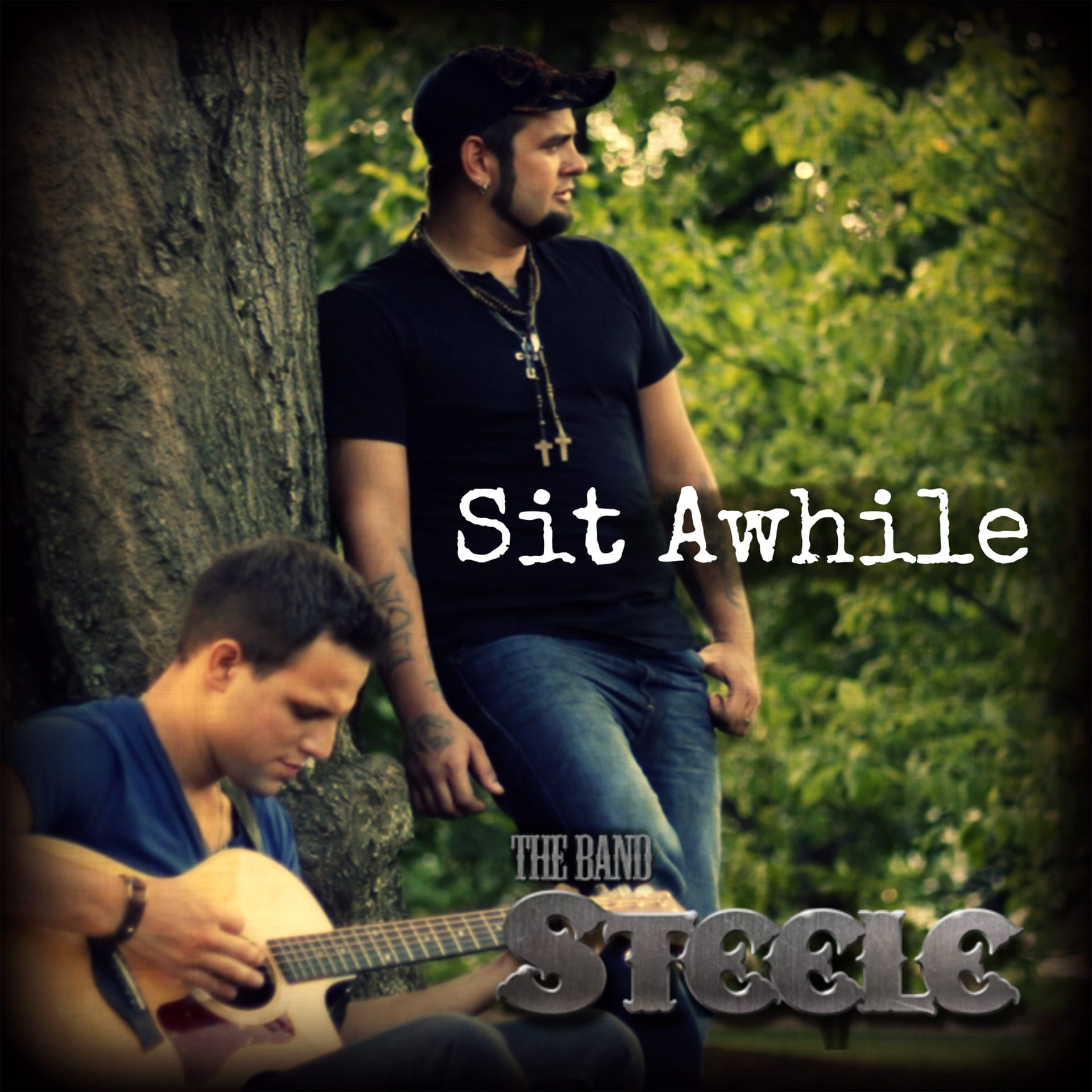 Sit Awhile Digital Single Art